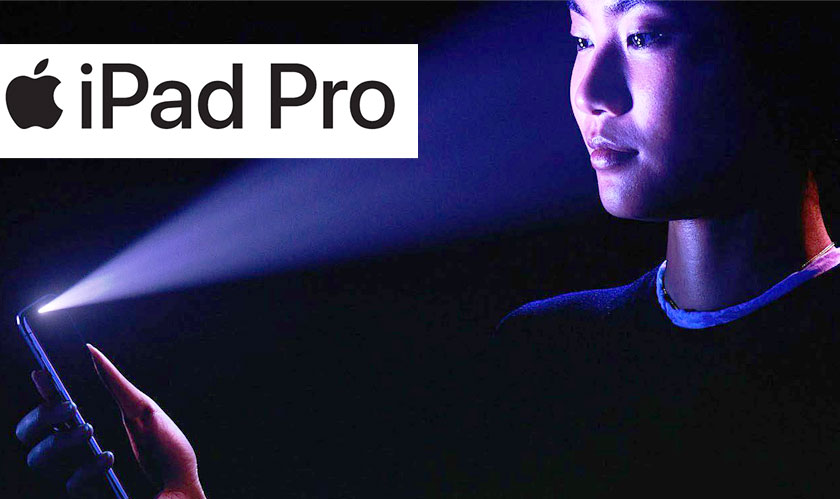 iPad Pro to get Face ID