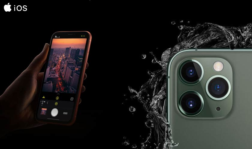 New iPhone may unveil sensor-based camera stabilization system