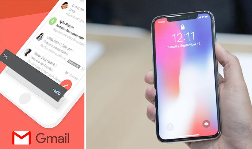 Google Inbox for iPhone X gets an update