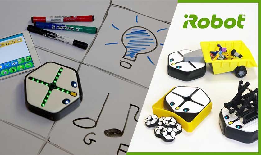 irobot acquired root robotics
