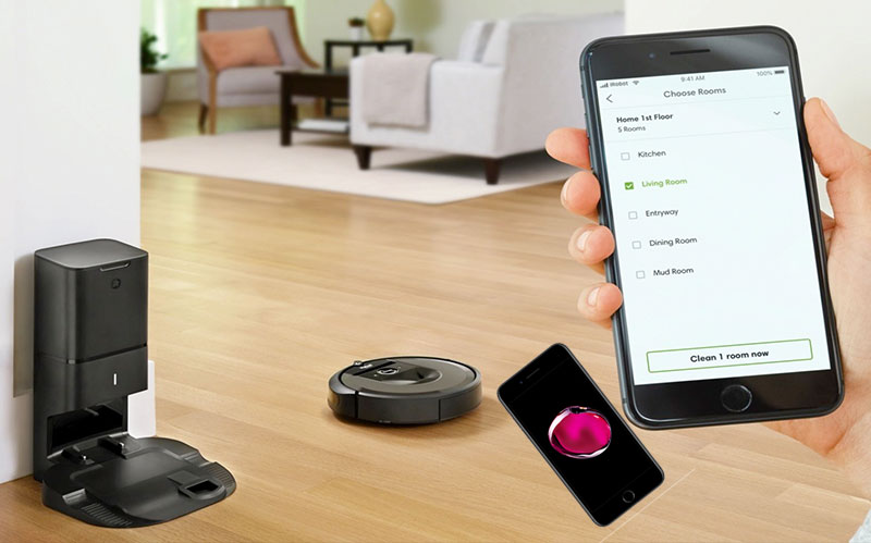 irobot rolls out i7 plus