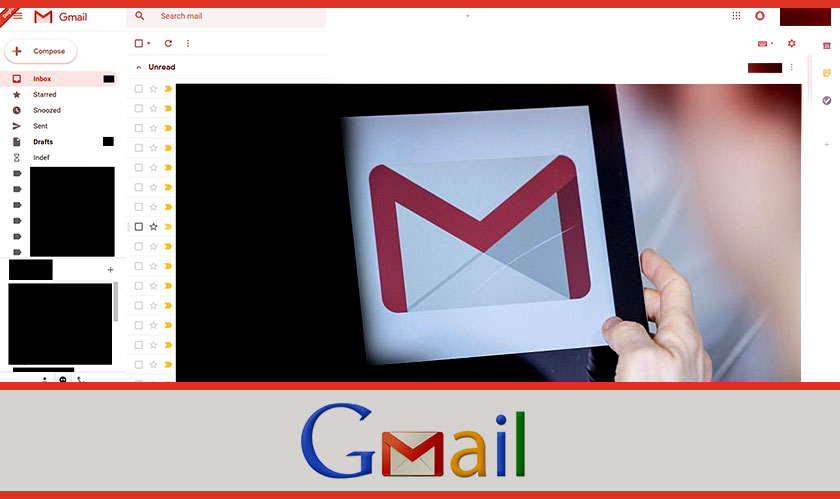 Is Gmail getting recalibrated?