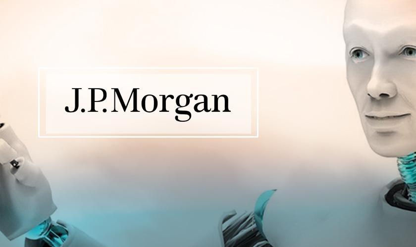 jpmorgan feels robots perilous