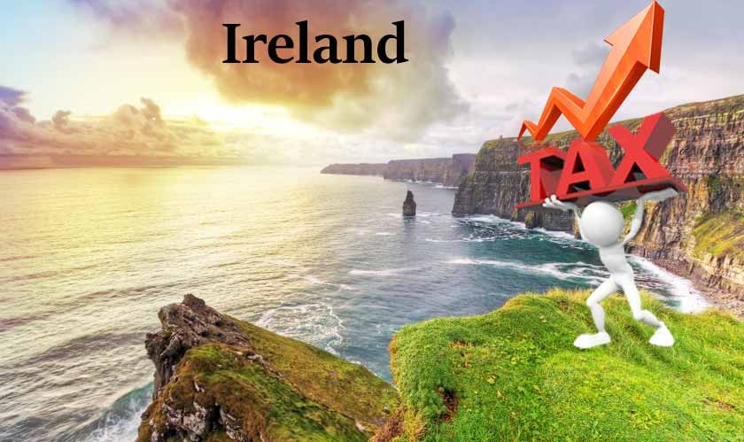 Ireland, the tax haven for tech firms, is likely to raise taxes