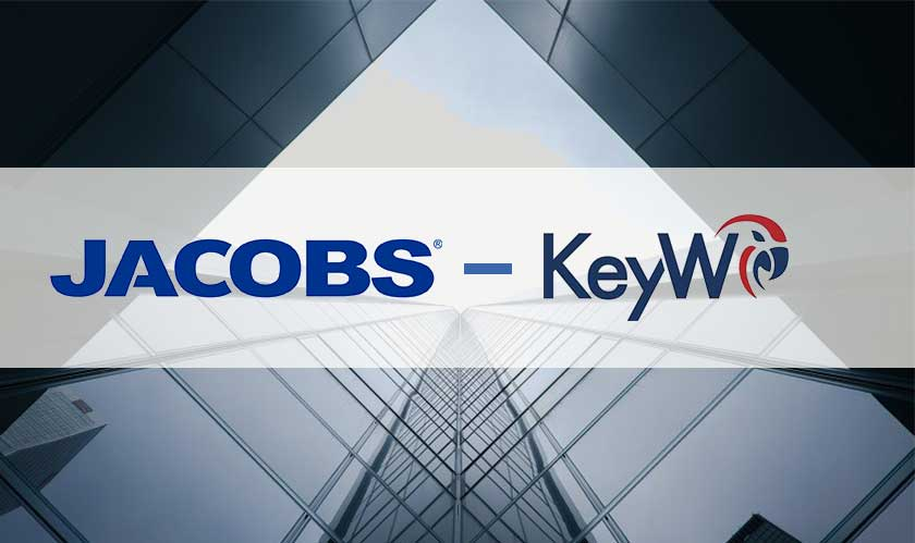 jacobs is acquiring keyw