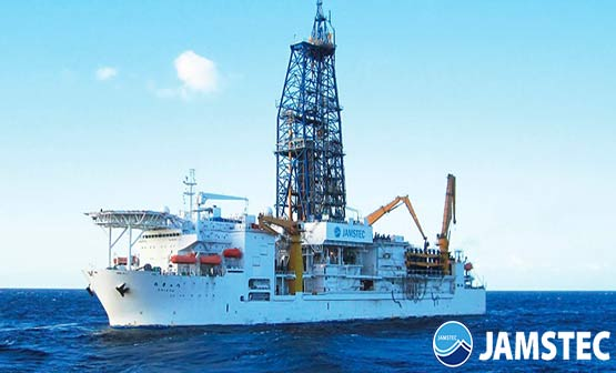 Japan scientists are aiming to drill earth's mantle through 'Chikyu' an undersea drilling ship