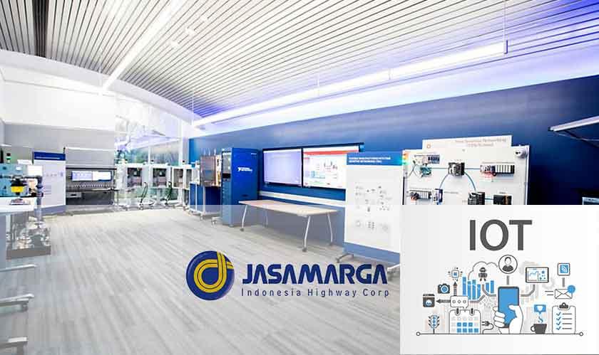 iot jasa marga to develop iot laboratory