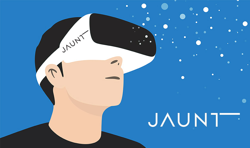 Jaunt VR film company moves from VR to AR