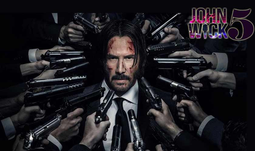 Lionsgate Confirms 'John Wick 5' and Announces More in Production