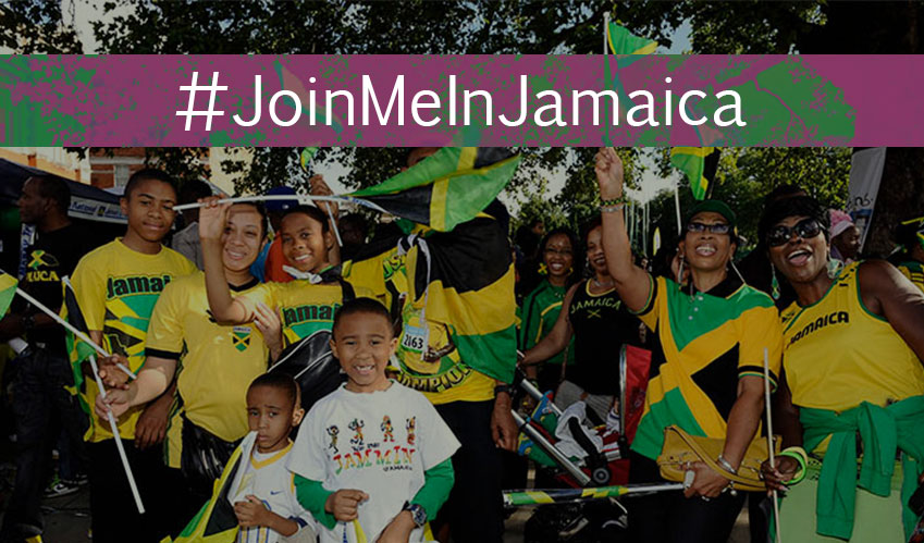 join me in jamaica campaign