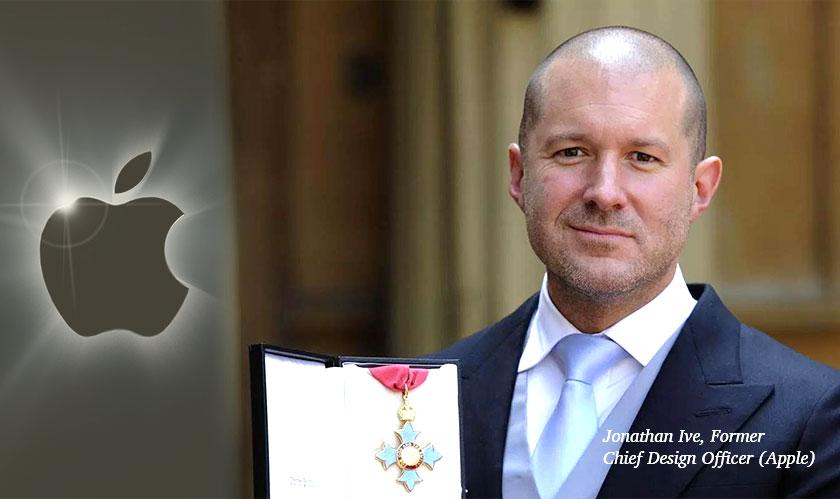 Apple's designer Jony Ive leaves to start his own firm