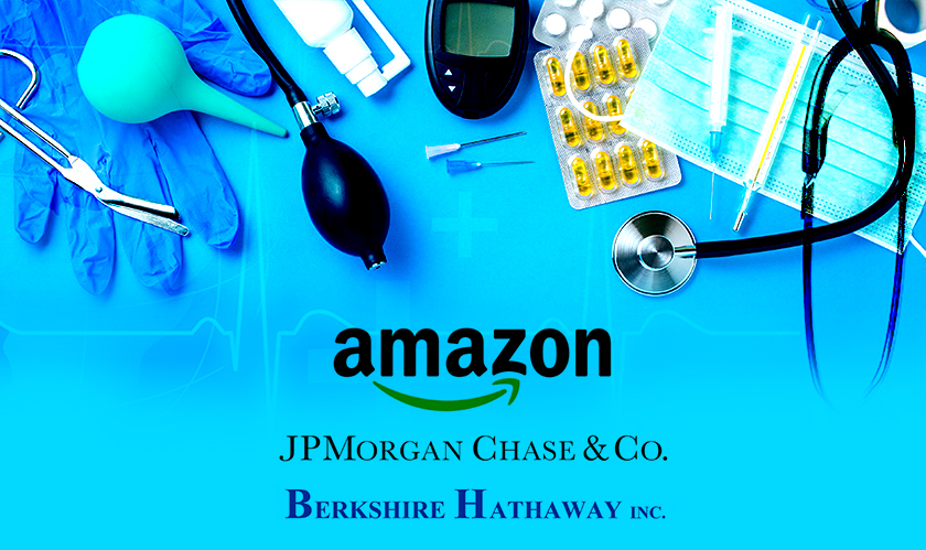 JP Morgan, Amazon, Berkshire collaborate to enhance healthcare