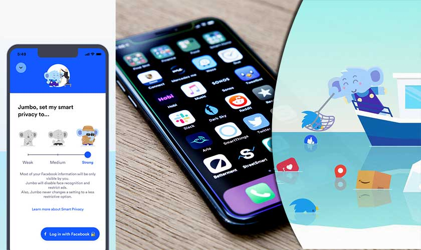 jumbo privacy app on ios