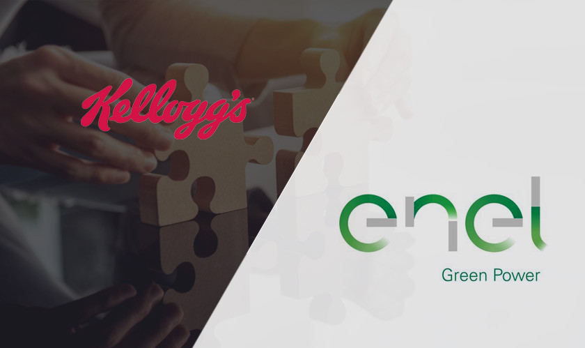 Kellogg Co. Signs Long-Term Wind Energy VPPA with Enel Green Power