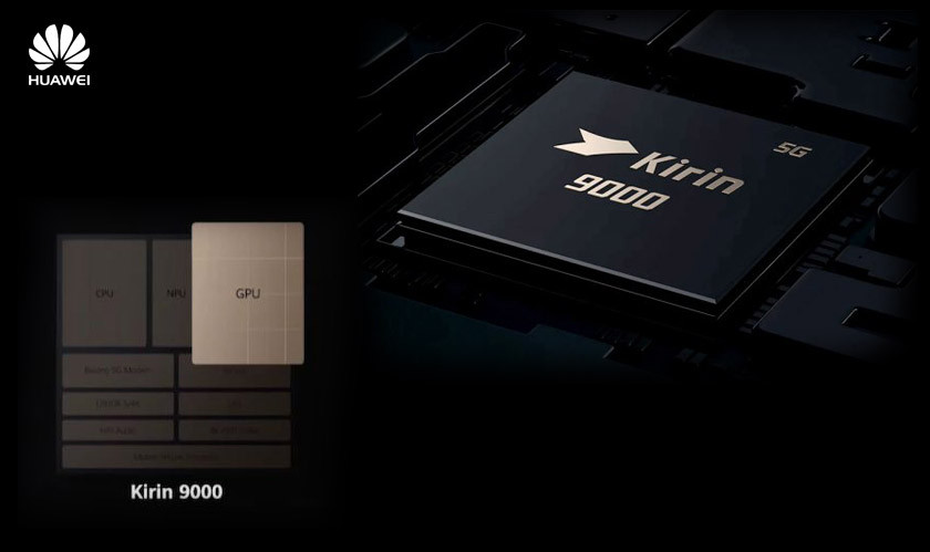 Kirin 9000 Announced With 5nm Chip With Built-In 5G