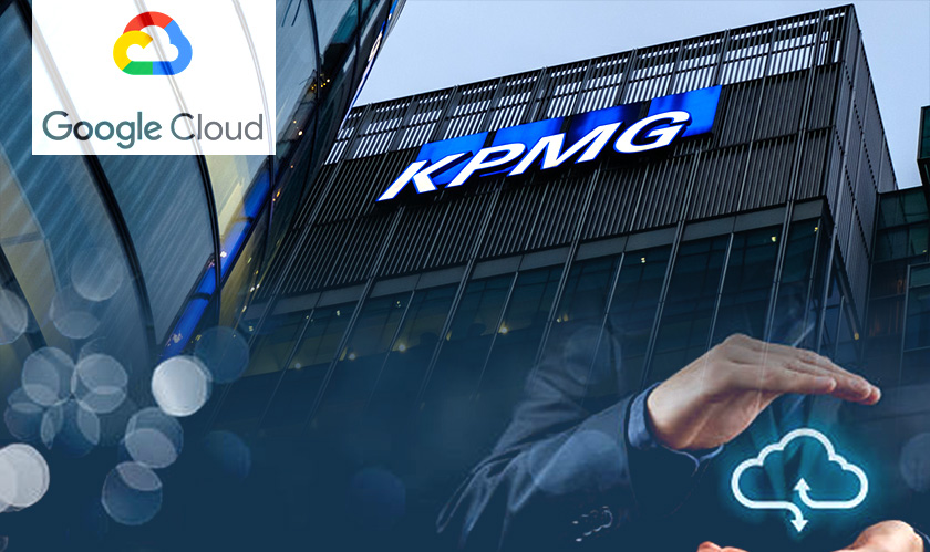 KPMG reaches out to Google Cloud to improve its services