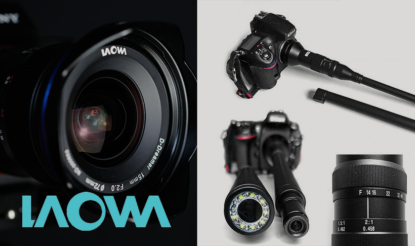 Weird but revolutionary Laowa Probe lens for macro videography