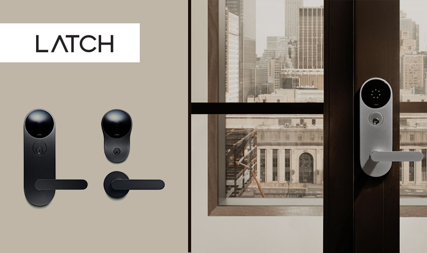 latch raises 70million funding