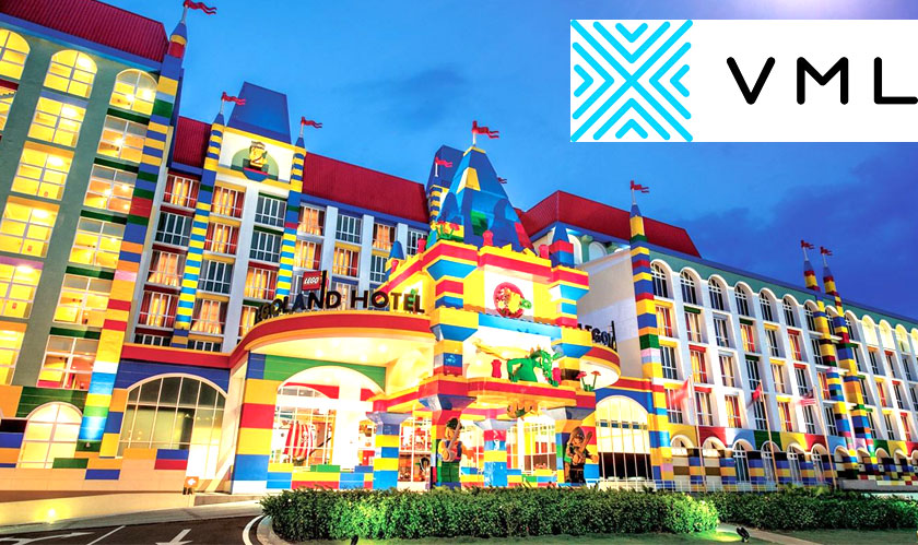 LEGOLAND Malaysia Resorts nominate VML for best digital journey