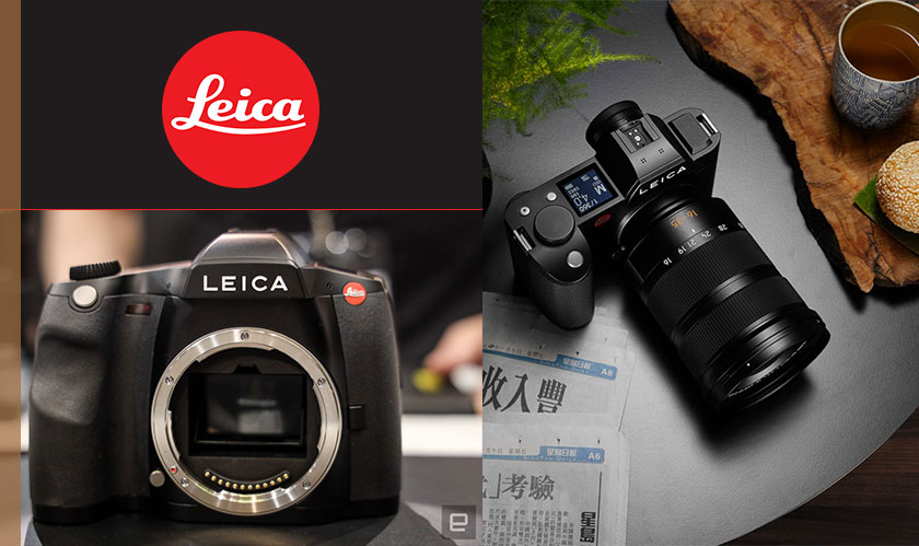 Leica announces its next S camera model, Leica S3 DSLR
