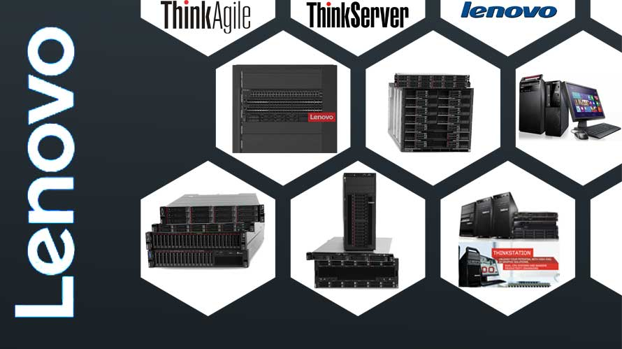lenovo regenerates the data center portfolio