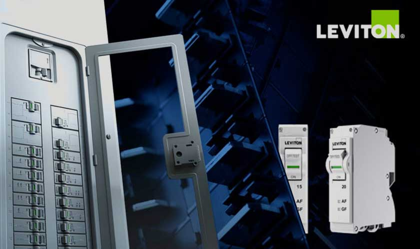 leviton smart load center