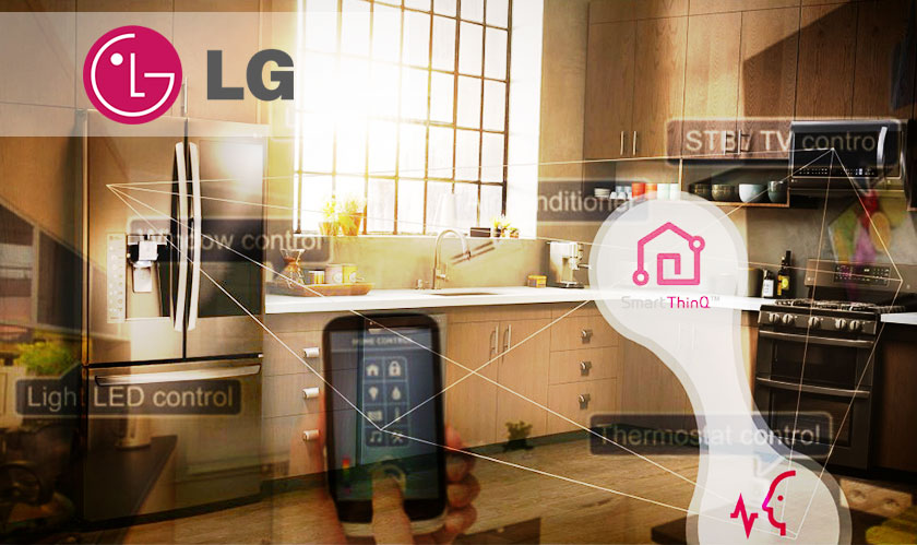 LG opens the door to its Smart Home platform for Developers