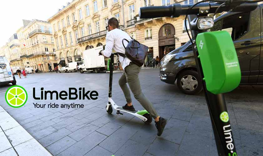 lime releases electric bikes