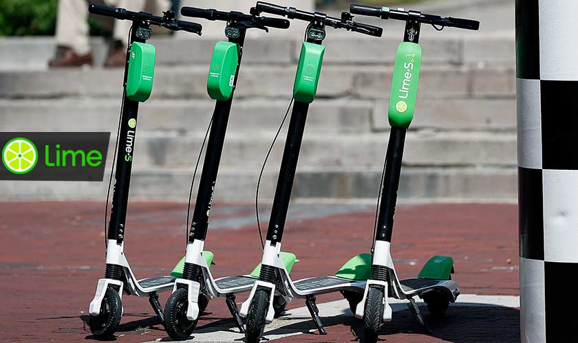 Lime recalls its electric scooters as they started to fall apart