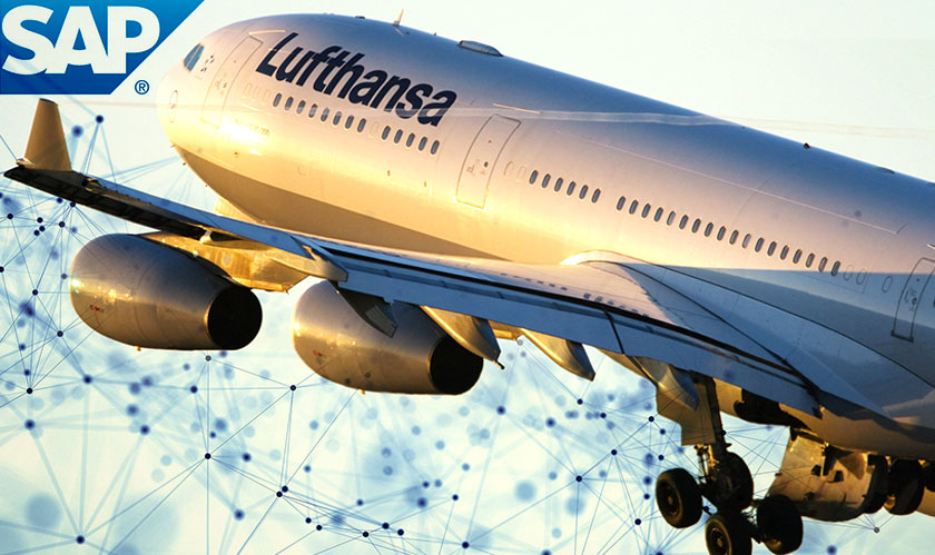 "A ""Blockchain Challenge"" by Lufthansa and SAP"