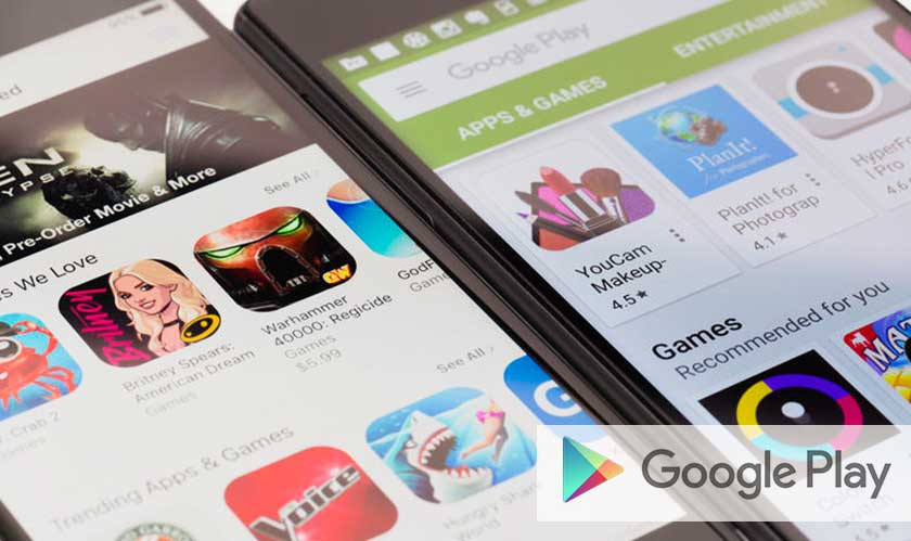 A major app developer has been banned from the Play Store