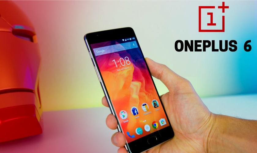 Make way for the OnePlus 6 Phone!