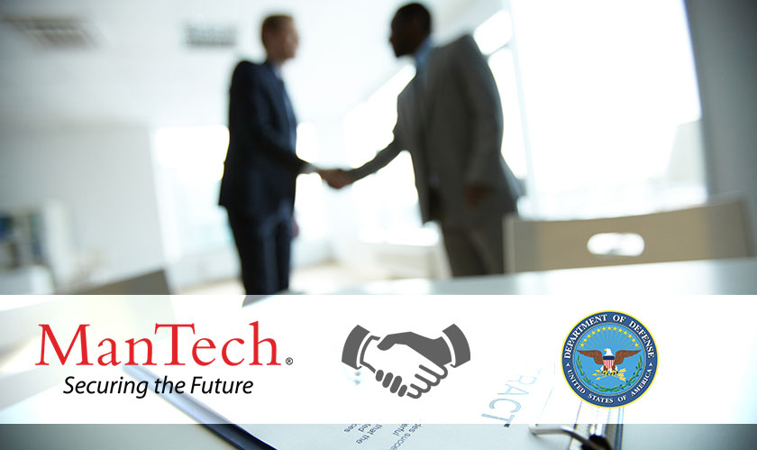 ManTech scores DoD contract worth almost a billion