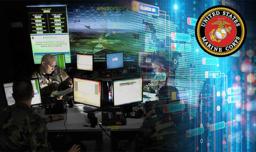 marine corps cybersecurity force