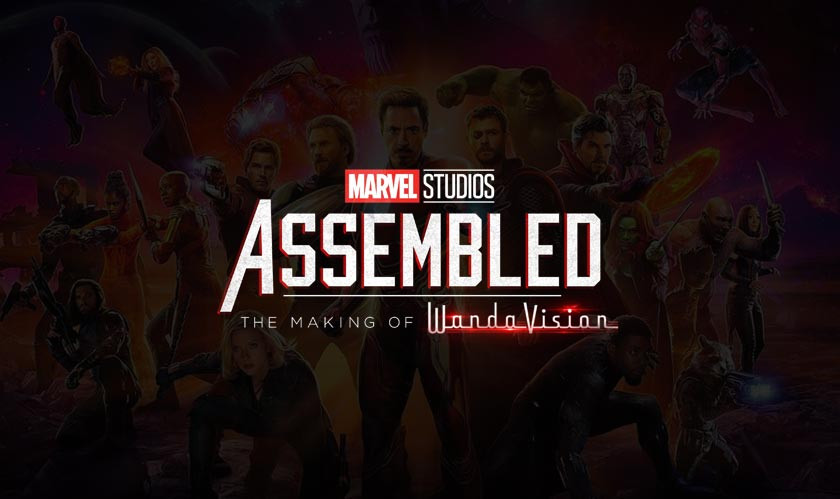 Marvel Studios Announces ASSEMBLED, a Behind-the-Scenes Look at the Marvel Cinematic Universe