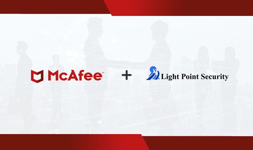 Light Point Security is being acquired by McAfee