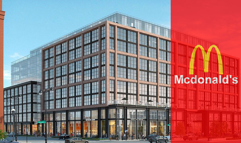 McDonald's gets a swanky new HQ