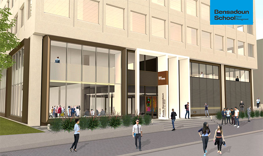 mcgill retail school opened