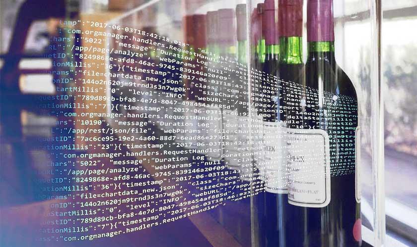 big data big data fujitsu japanese wine