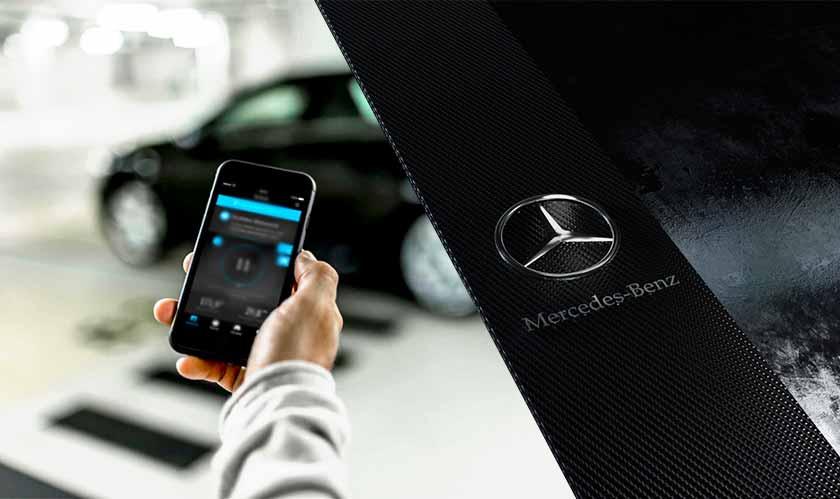 mercedes benz car app security bug