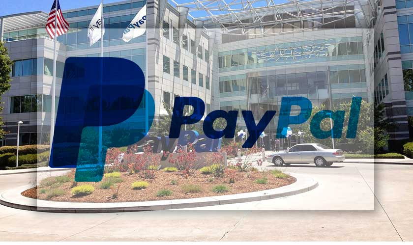 Merchants can sell globally through PayPal