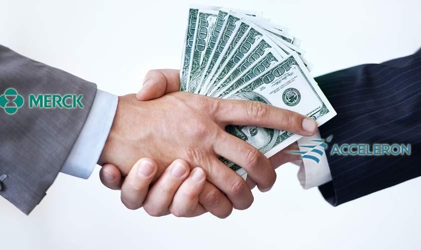 Merck to buy rare disease drug makers Acceleron for $11.5 billion