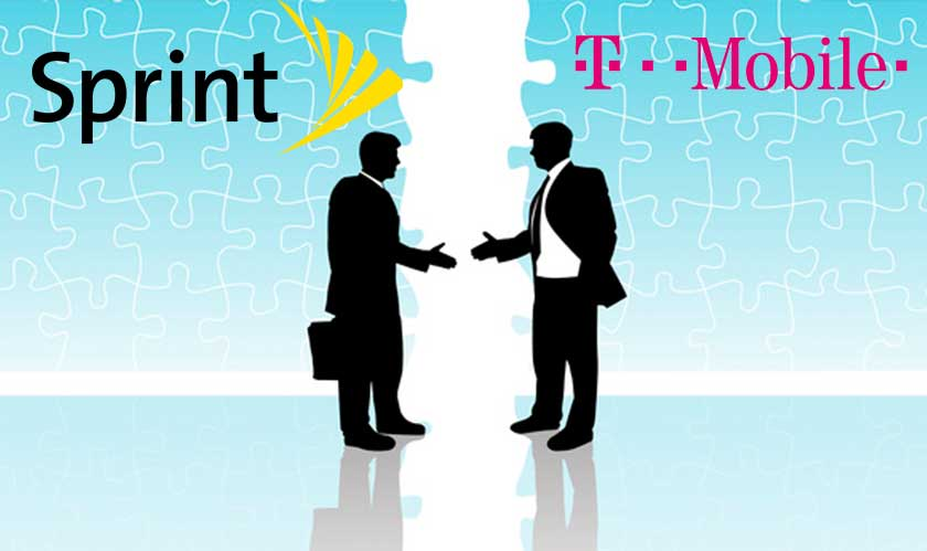 T-mobile wants to protect its merger with Sprint
