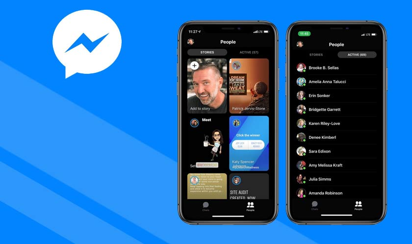 Facebook's Messenger app getting a simpler redesign