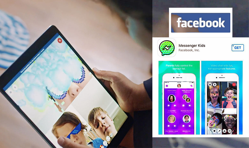 messenger app to let kids find friends