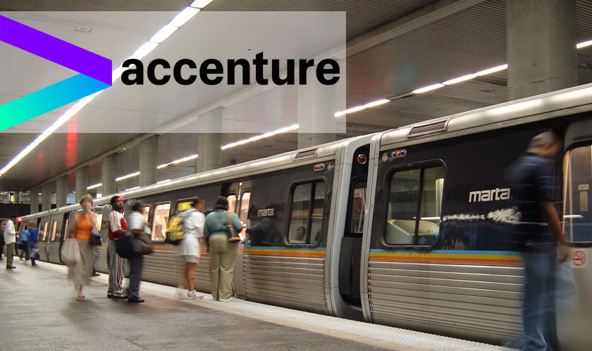Metro Atlanta to work with Accenture for a cause