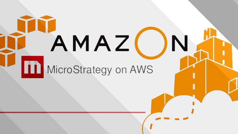 MicroStrategy finally available on Amazon Web Services