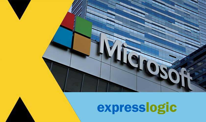 Express Logic gets acquired by Microsoft
