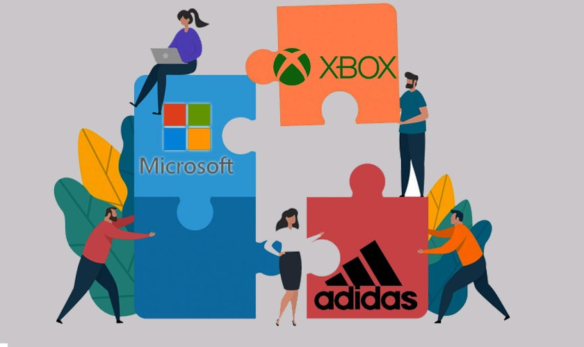 Microsoft reveals partnership with Adidas and unveils Xbox themed shoes