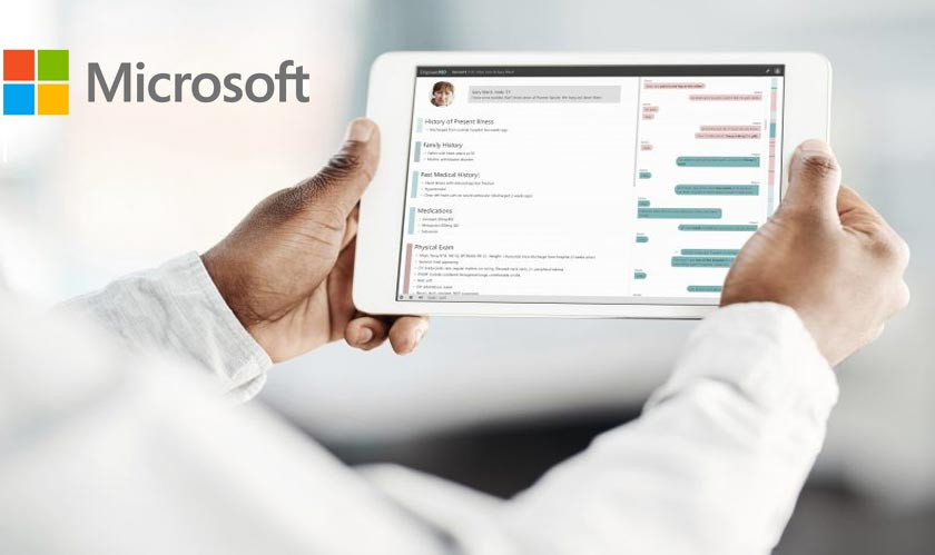 Microsoft Teams Now Comes With Ambient Clinical Intelligence